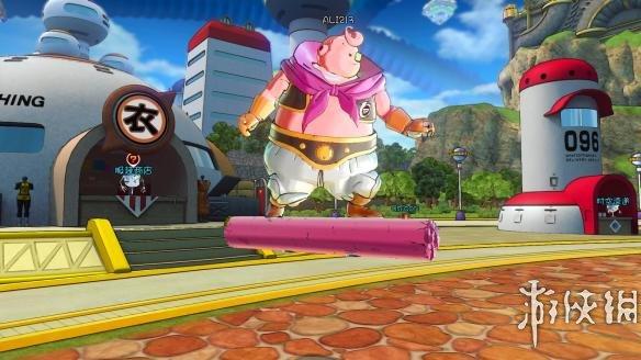 《龙珠:超宇宙2》中文游戏截图2