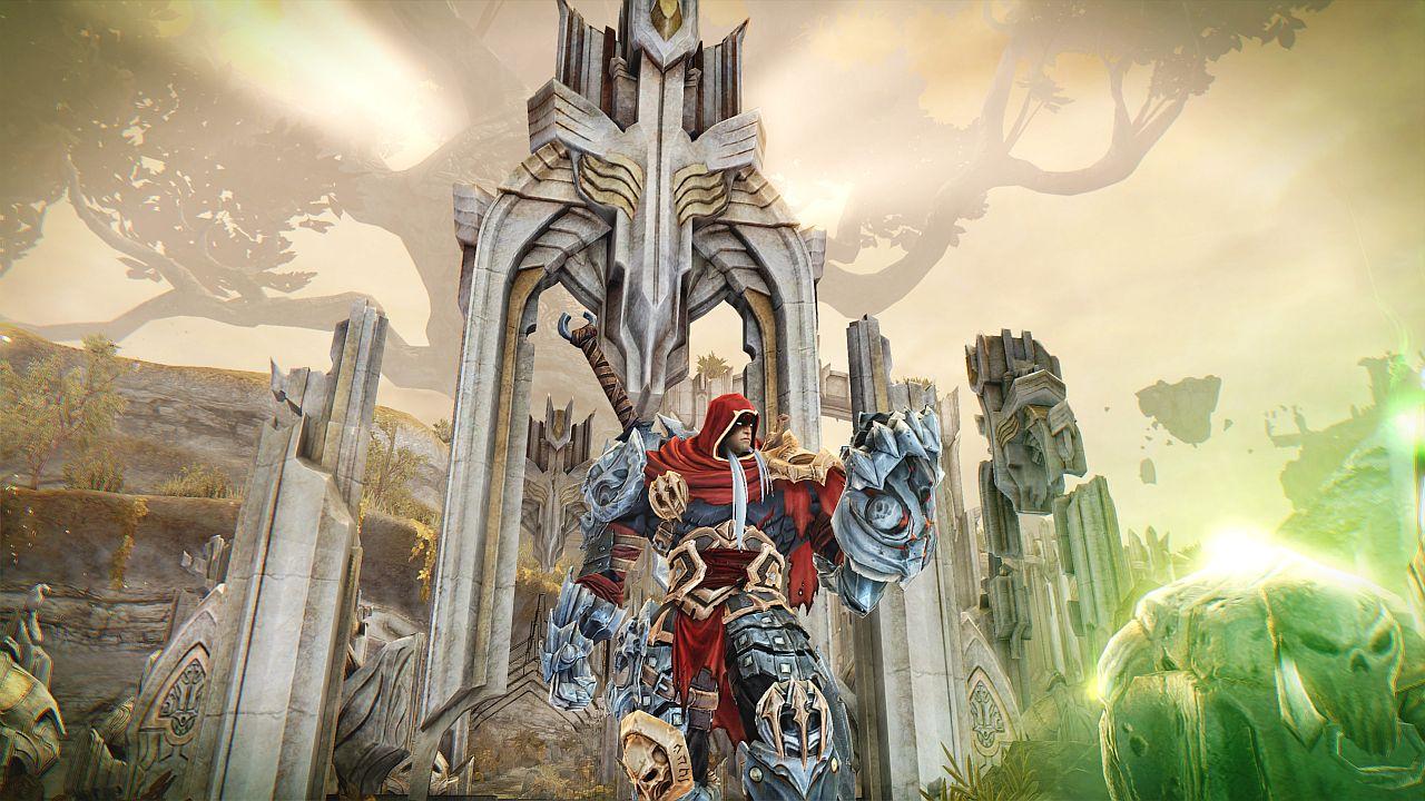 暗黑血统:战神版 Darksiders Warmastered Edition