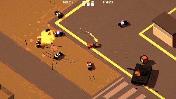 《极速逃亡》游戏截图