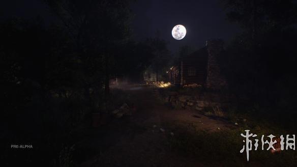 《十三号星期五:游戏版》游戏截图