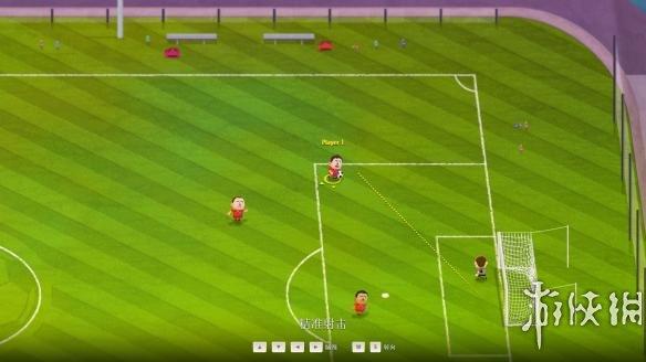 《友尽足球》中文游戏截图