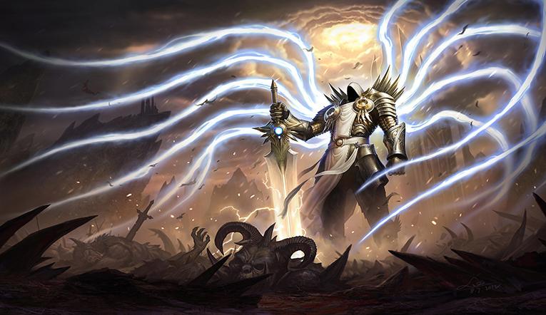 暗黑破坏神3:夺魂之镰单机 Diablo III: Reaper of Souls