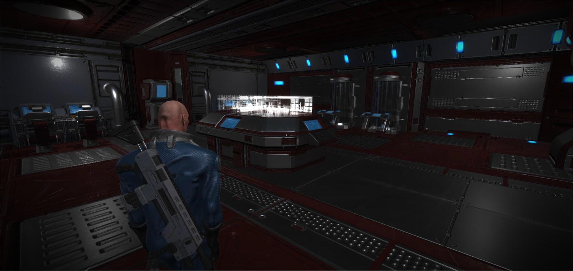 太空之旅游戏图片欣赏