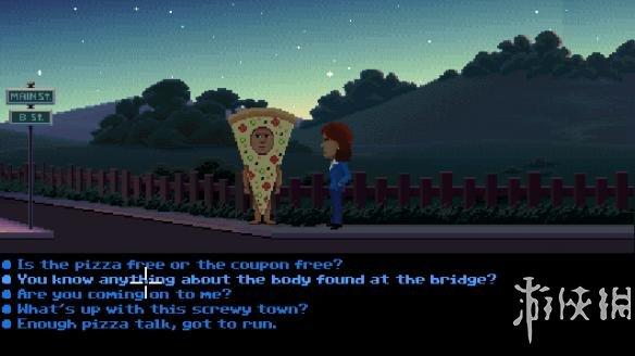 《草木公园》游戏截图