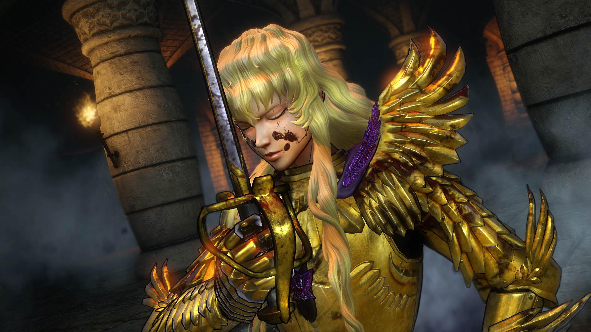 剑风传奇无双游戏图片欣赏