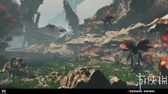 《寻求黎明》游戏截图