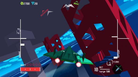 《空中盗贼》游戏截图