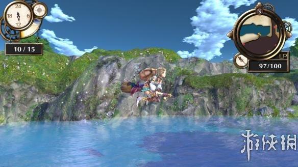《菲丽丝工作室:神秘之旅的炼金术士》游戏截图