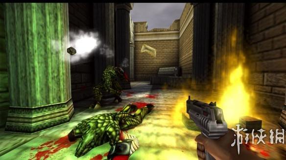 《恐龙猎人2邪恶之种》游戏截图