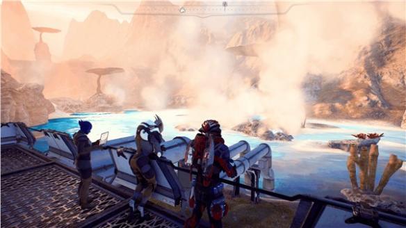 《质量效应:仙女座》精美游戏截图