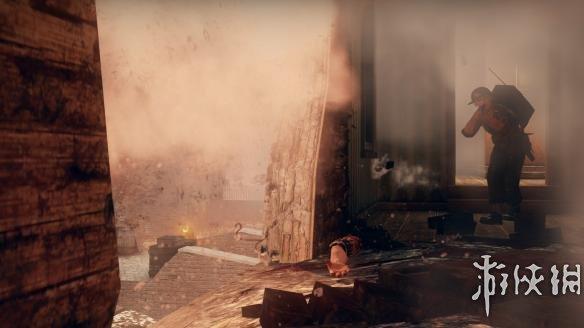 《耻辱之日》游戏截图