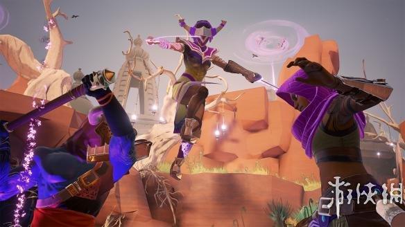 《幻影:奥法战争》游戏截图