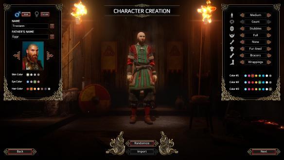 《远征军:维京》游戏截图