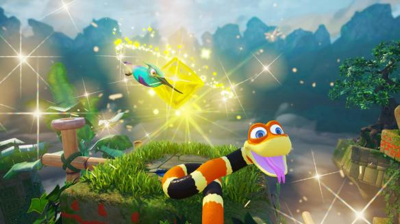 《蛇道》游戏截图