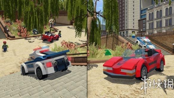 《乐高都市:卧底风云》游戏截图