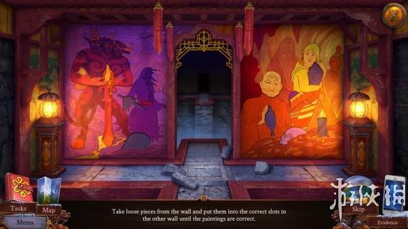 《幽魂之谜3:赫卡拉的阴影》游戏截图