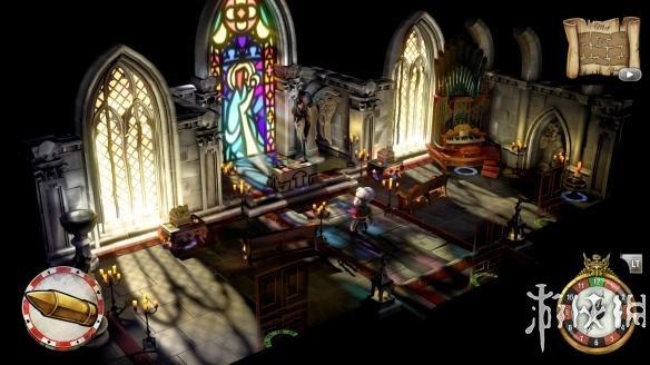 《迷人的残酷》游戏截图