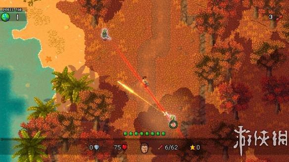 《英雄萨姆:暗度陈仓》游戏截图