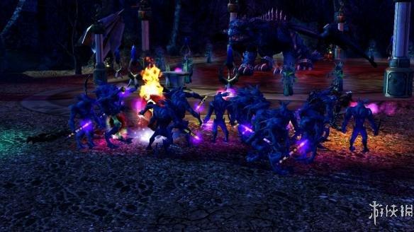 《咒语力量2:暗影战争》游戏截图