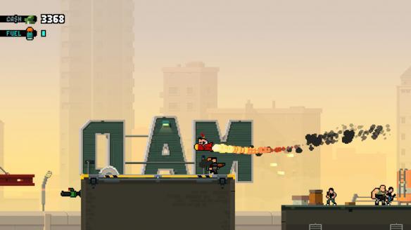 《热枪》游戏截图