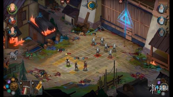 《诸神灰烬:救赎》游戏截图