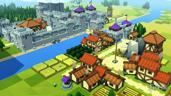 《王国与城堡》游戏截图