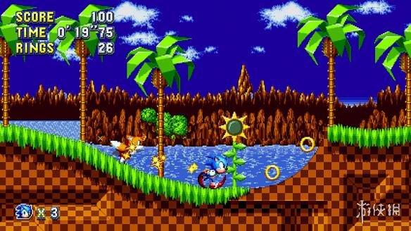 《索尼克:狂欢》游戏截图