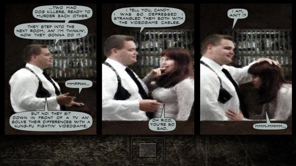 《马克思佩恩》游戏截图