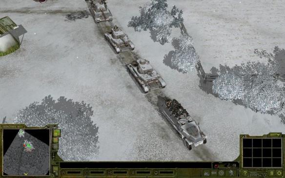 《突袭3》游戏截图
