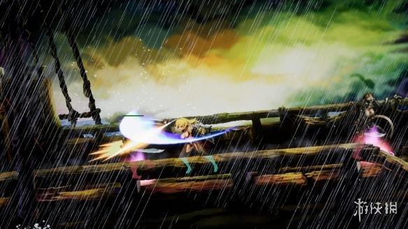 《流浪者》游戏截图