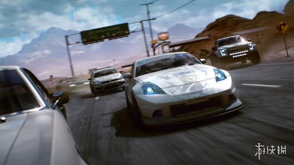 《极品飞车20:复仇》游戏截图