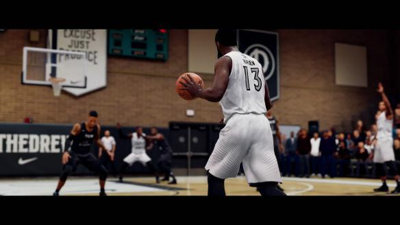 《NBA Live 18》游戏截图