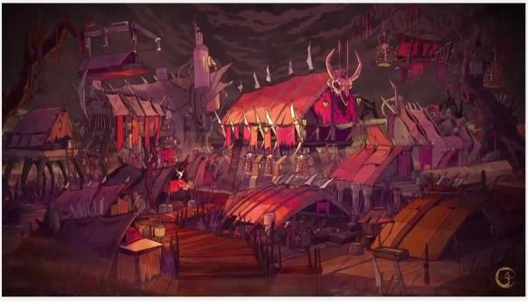 《欺詐之地》游戲截圖