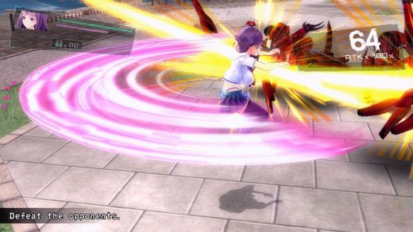 《女武神驱动:比丘尼》游戏截图