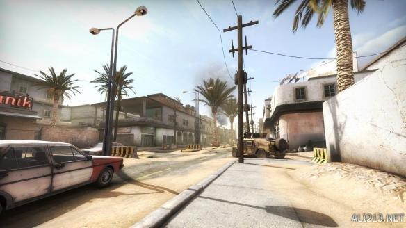 《叛亂:沙漠風暴》游戲截圖-2