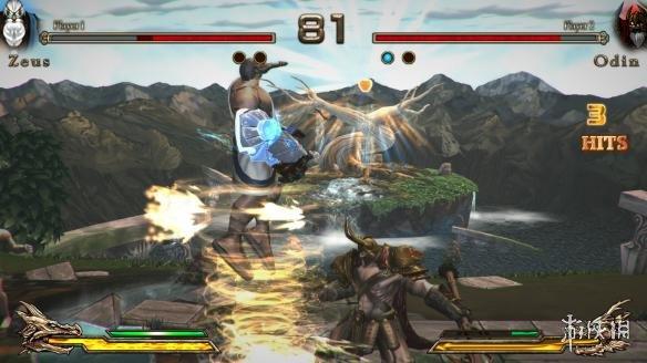 《诸神之战》游戏截图