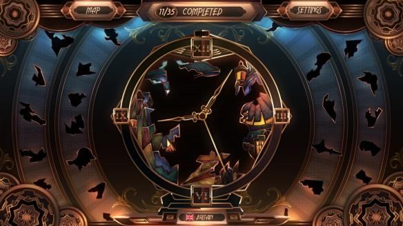 《玻璃化妆舞会》游戏截图