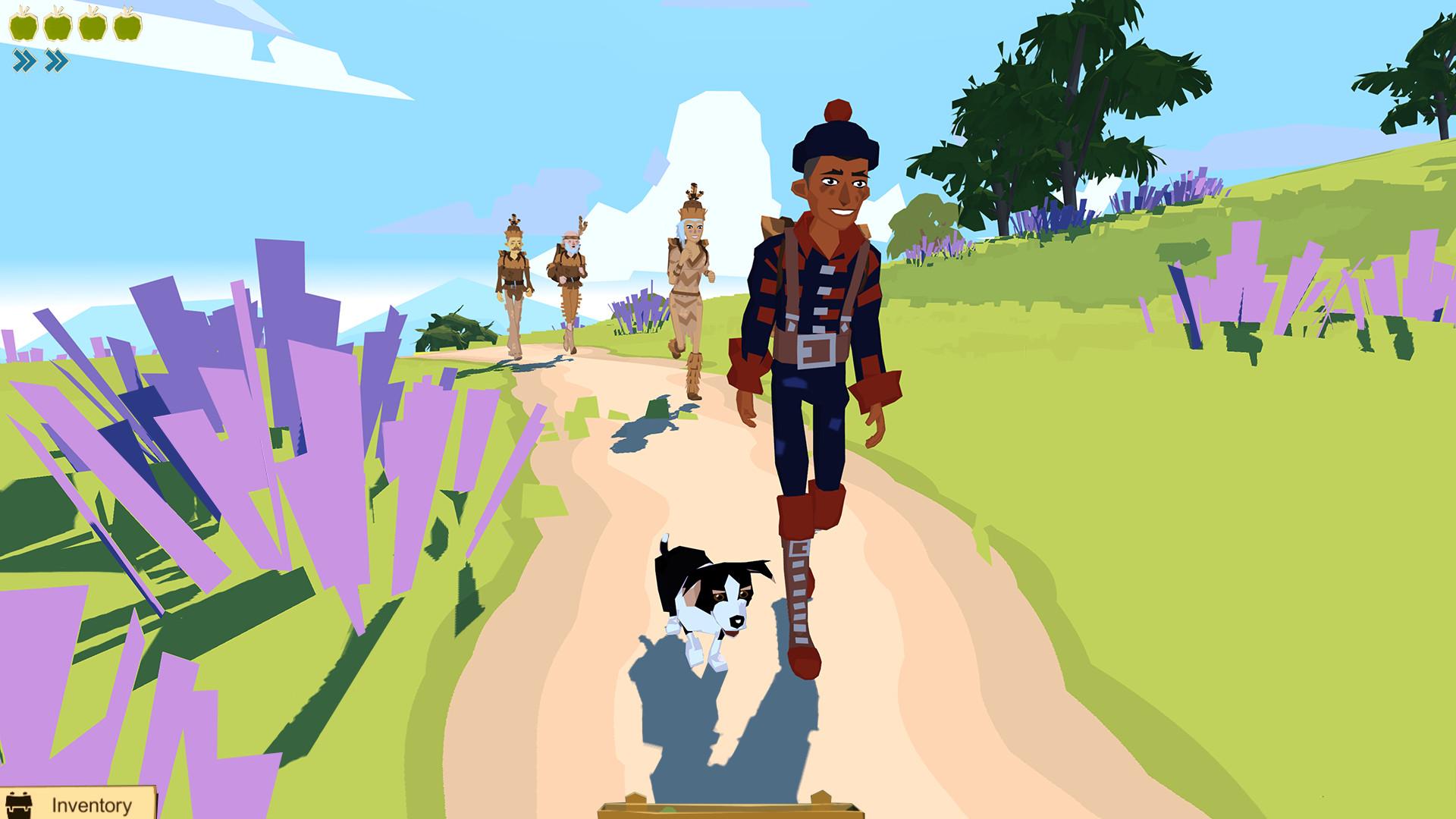 边境之旅游戏图片欣赏