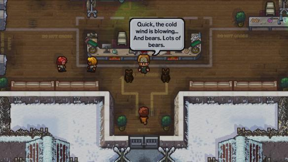《逃狱2》游戏截图