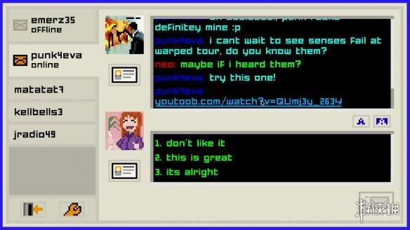 《艾米莉也走了》游戏截图