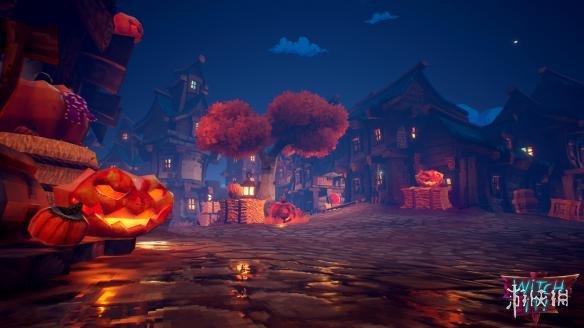 《女巫来了》游戏截图