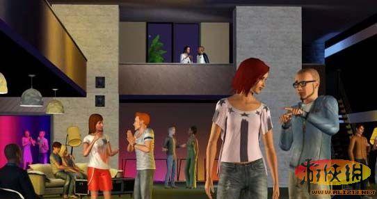 《模拟人生3:迪赛组合》游戏截图