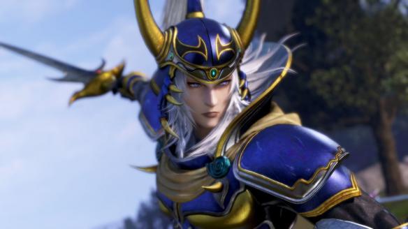 《最终幻想:纷争NT》游戏截图-2