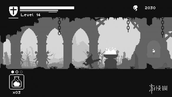 《Unworthy》游戲截圖