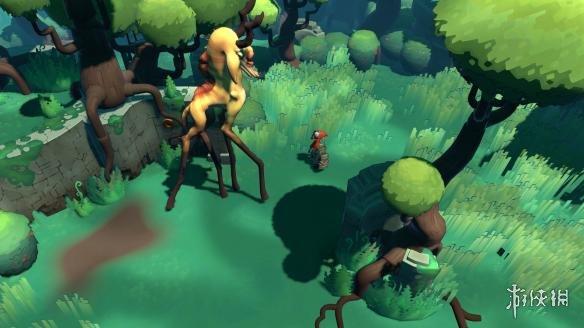 《Hob》游戏截图