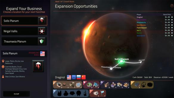 《外星贸易公司》游戏截图