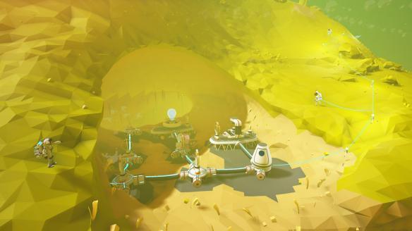 《異星探險家》游戲截圖