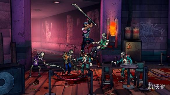 《血腥僵尸》游戏截图