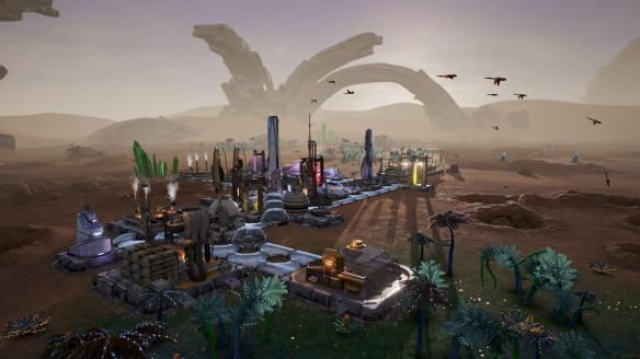 《艾文殖民地》游戏截图-1