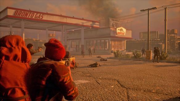 《腐爛國度2》游戲截圖-3